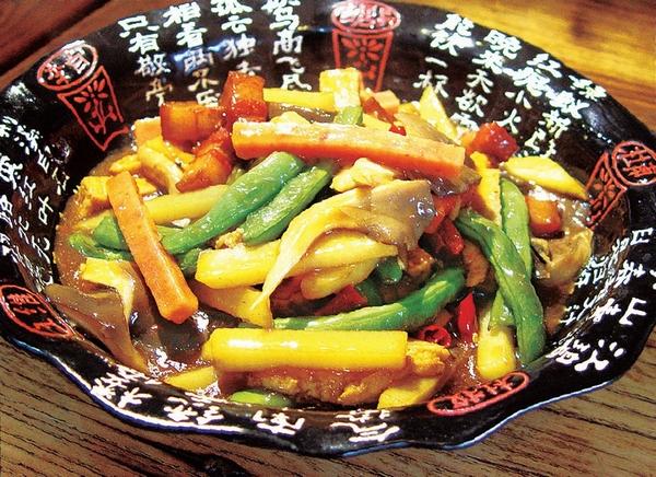 西安最全的吃货菜单
