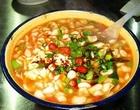 陕西小吃:麻食